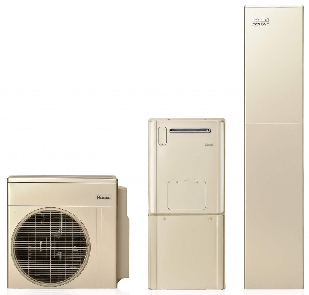 RHBD-R245AW2-1(E)・RHP-R222(E)・RTU-R1002K(E)(配管カバー含む)