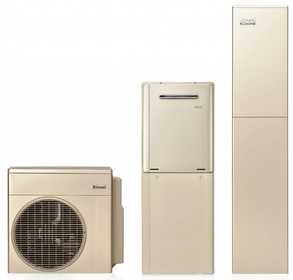 RHBF-R245AW(E)・RHP-R222(E)・RTU-R1002K(E)(配管カバー含む)(給湯器・給湯器関連画像)