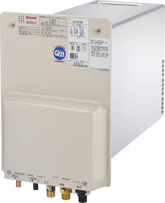 RUF-HE80SAC(給湯器・給湯器関連画像)