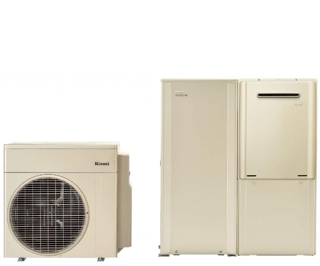 RHBF-R245AW(E)・RHP-R222(E)・RTU-R505K(E)(配管カバー含む)(給湯器・給湯器関連画像)